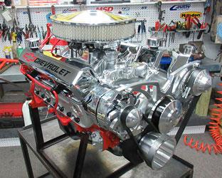 383 Chevy Stroker Engine