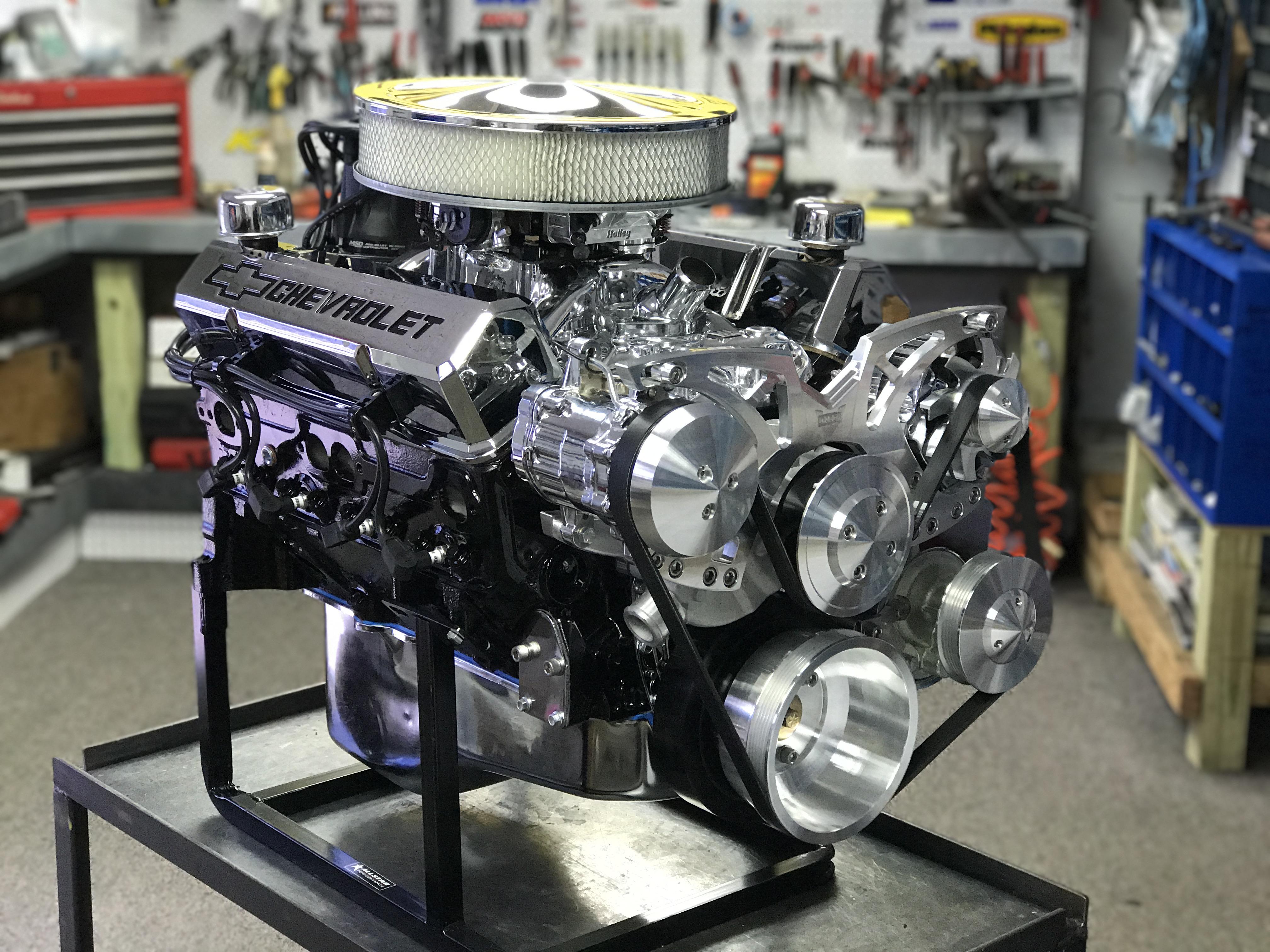 Crate Engine Build