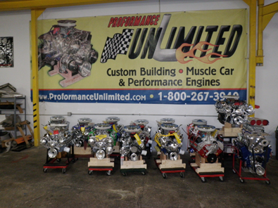 Crate Engines Proformance Unlimited