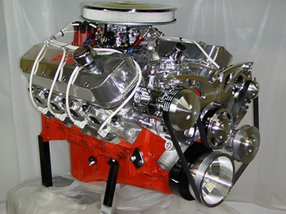 big block chevy 502 chevy turn key crate engine with 600 hp proformance unlimited. Black Bedroom Furniture Sets. Home Design Ideas