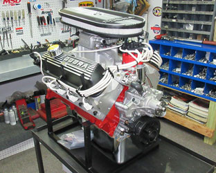 331 SBF Stroker Engine