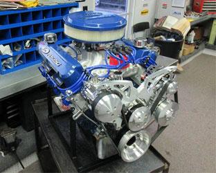 347 Ford Stroker Engine