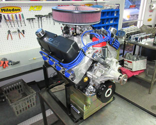 427CI Small Block Ford Crate Engine