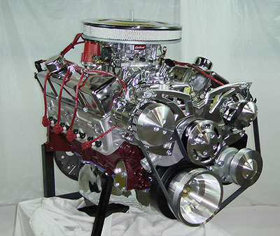 350 Chevy Crate Engines Custom Built To Order