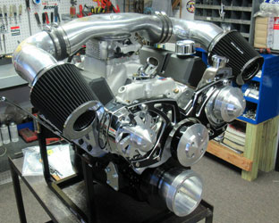 350 Small Block Chevy Crate Engines