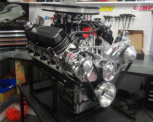 408CI 351W Stroker Engine