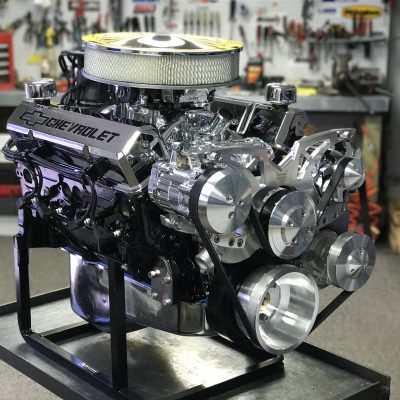 427CI Small Block Chevy Crate Engine