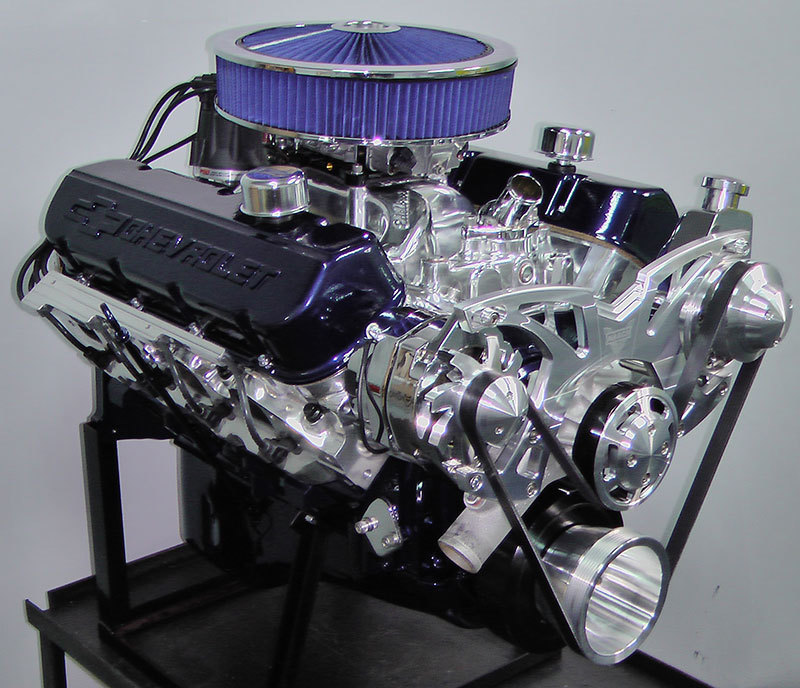 big block chevy crate engines proformance unlimited. Black Bedroom Furniture Sets. Home Design Ideas