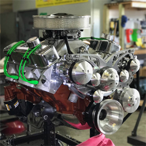 Pontiac 461 Stroker Crate Engine • Proformance Unlimited Inc