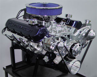 540 BBC Crate Engine
