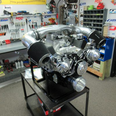 SBC 383 Stroker 500HP Crate Engine