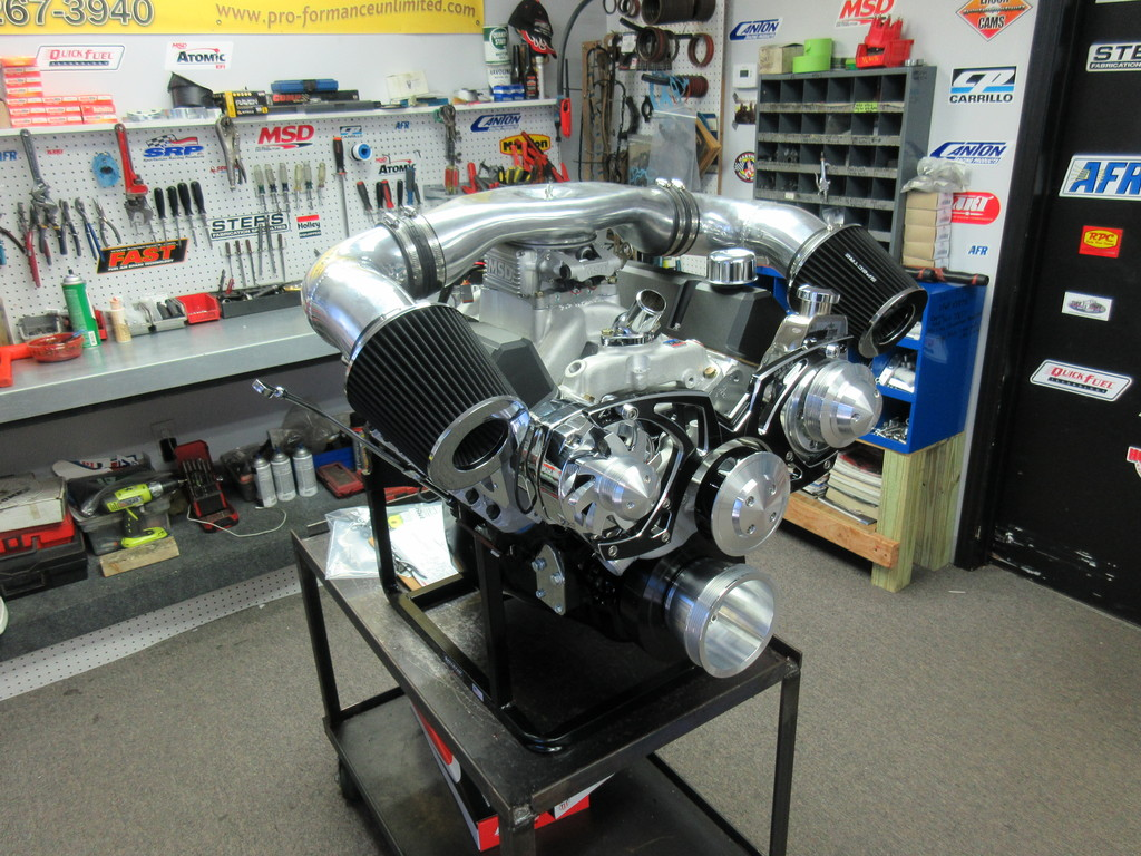 Crate engines chevy performance engines stroker 383 427 540 632 383 ci sbc crate engine 500hp malvernweather Image collections
