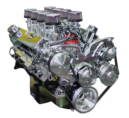 ford engines proformance unlimited inc