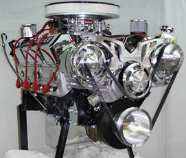 Chevy Performance Engines