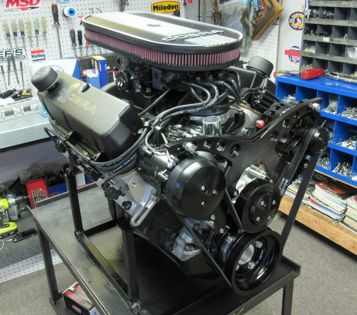 408 chrysler stroker with 450 hp performance crate engine. Black Bedroom Furniture Sets. Home Design Ideas
