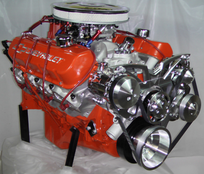 Bbc Stroker 572ci Turn Key Crate Engine With 700 Hp