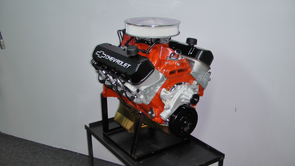 632ci bbc crate engine 800hp proformance unlimited shown with optional upgrades malvernweather Gallery