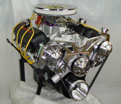 572CI Big Block Chevy Crate Engines - Proformance Unlimited