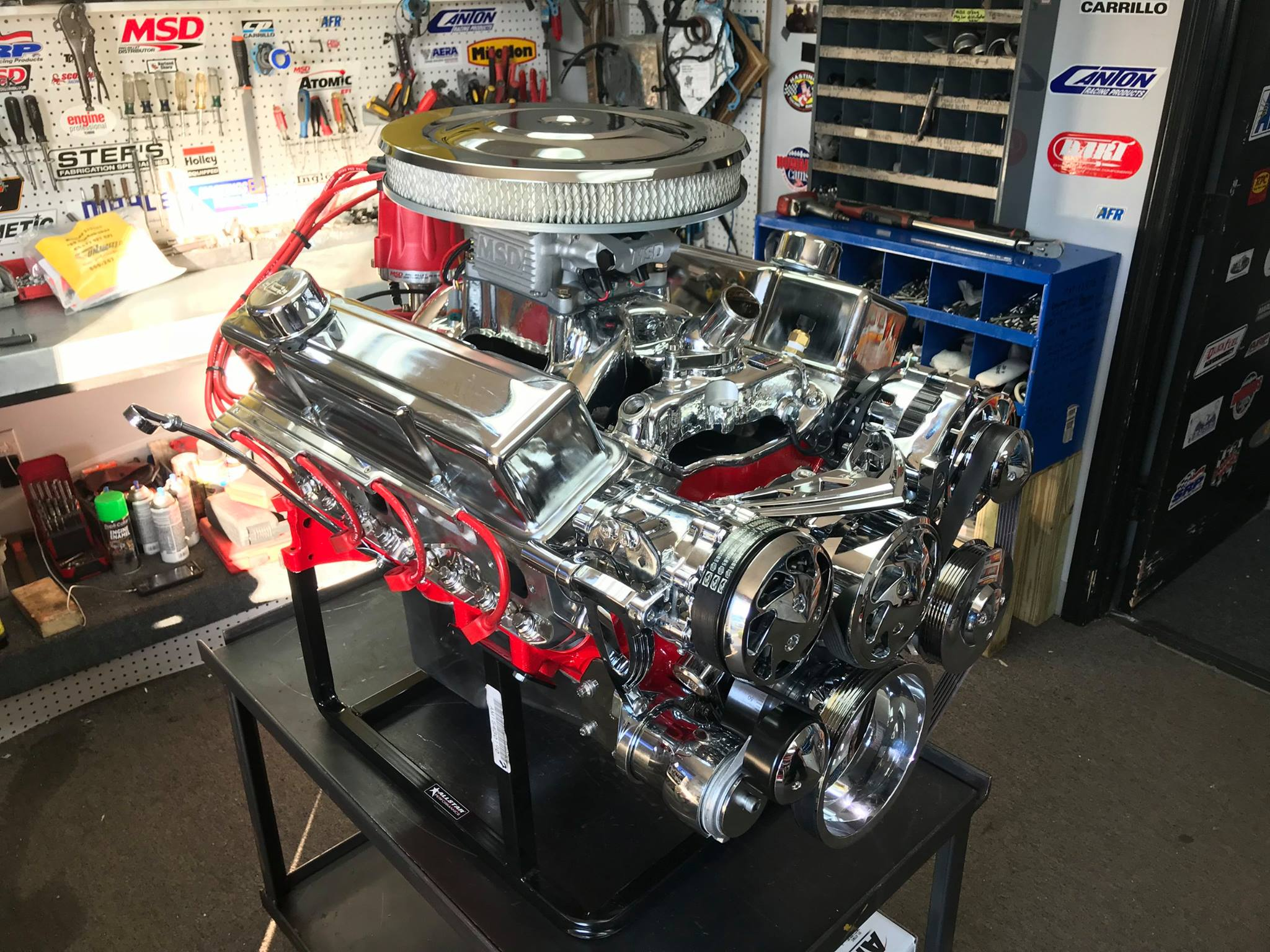 Crate engines chevy performance engines stroker 383 427 540 632 383 ci sbc crate engine 450hp malvernweather Images