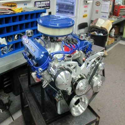 Ford engines proformance unlimited inc 347ci sbf 450hp crate engine malvernweather Image collections