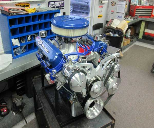 Ford engines proformance unlimited inc 347ci sbf 450hp crate engine malvernweather Images