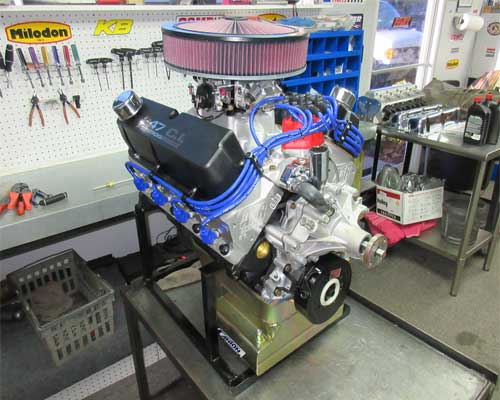 Ford engines proformance unlimited inc 347ci sbf 480hp crate engine malvernweather Images