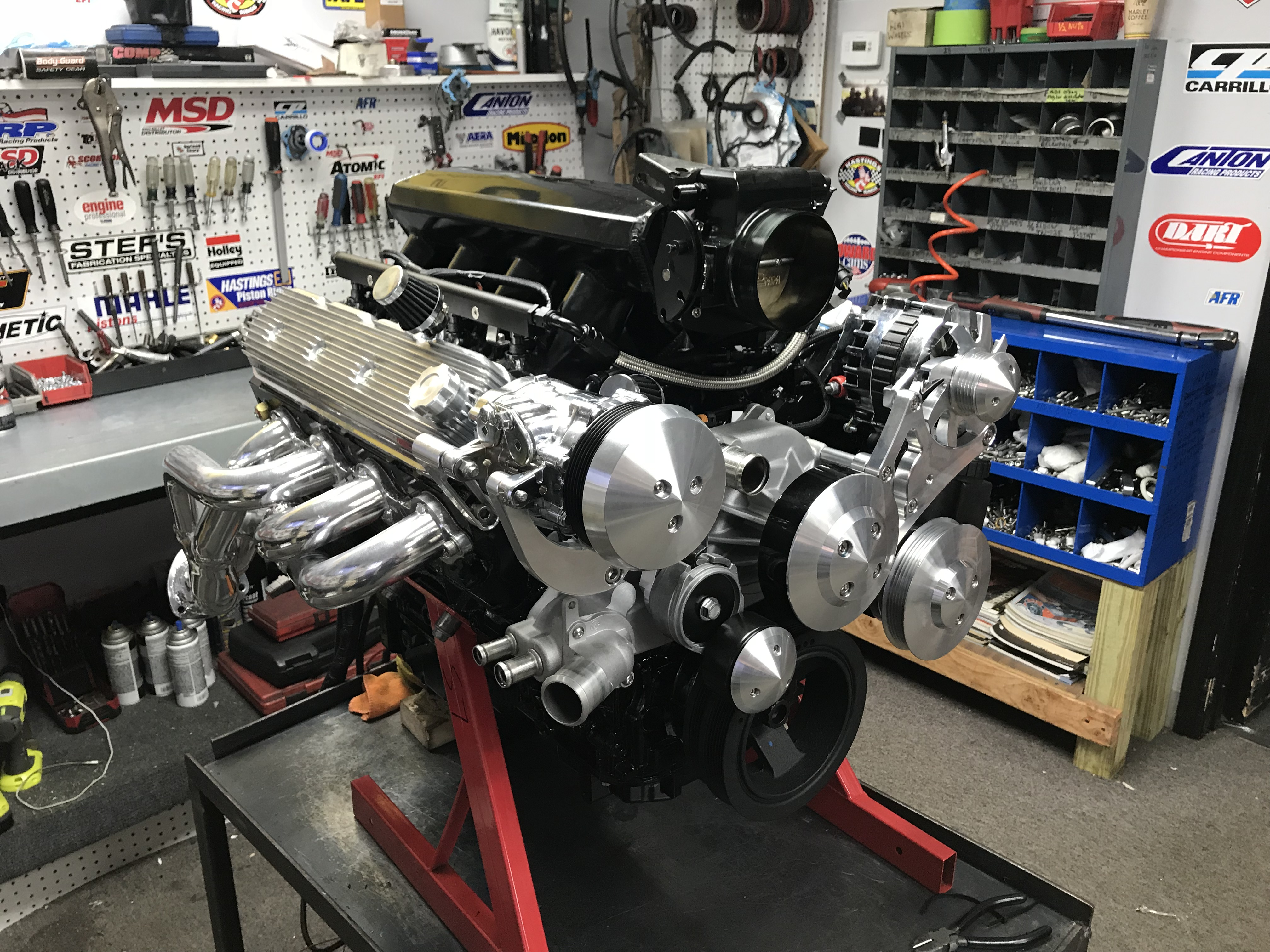 LQ9 420CI 625HP Complete Crate Engine | Proformance