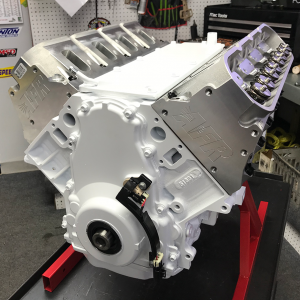 Ls Ci Long Block X on Chevy 383 Fuel Injected Crate Engine
