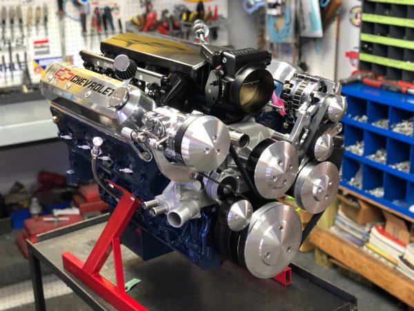 LS7 441CI Yenko Stroker Engine 750HP