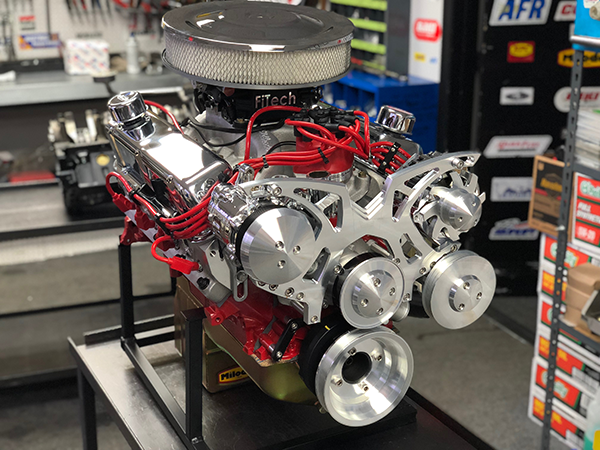 363CI 302 Based SBF Stroker Crate Engine | Proformance