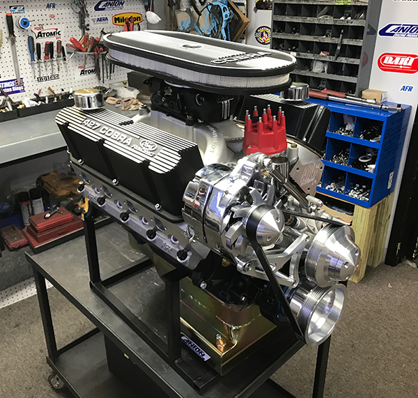 427CI 351W Based SBF Stroker Engine 500HP | Proformance Unlimited Inc