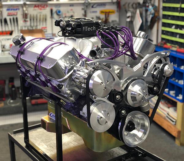 521CI 460 Based BBF Stroker Engine 575HP   Proformance