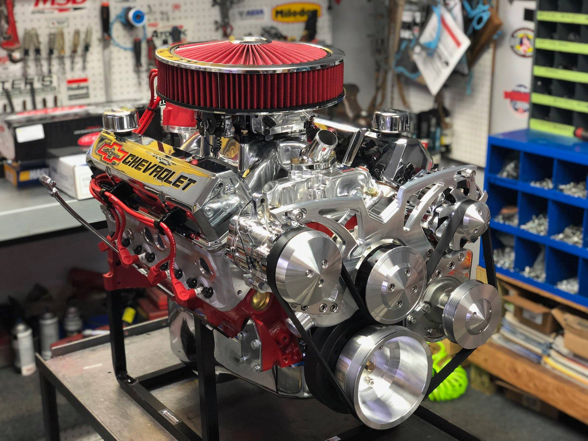 383 Chevy Stroker Crate Engines Custom Built American Made