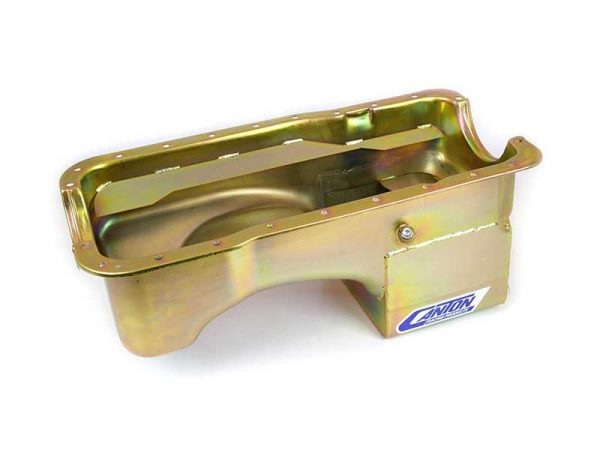Canton Racing Double Sump Oil Pan