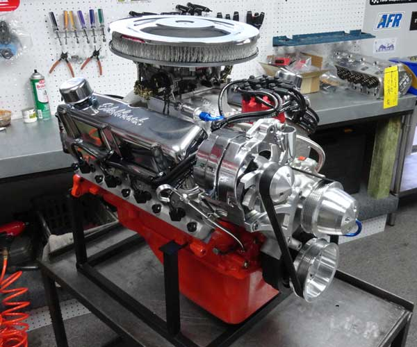 302 380HP SBF Crate Engine - Proformance Unlimited