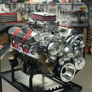Pontiac performance crate engines