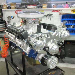408 Chrysler Stroker Crate Engine With 500 HP