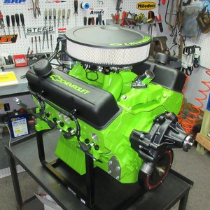 350 Chevy Crate Engine 420hp Proformance Unlimited Your