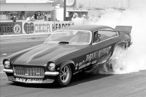 Remembering Nitro Drag Racing Legend Frank Rupert
