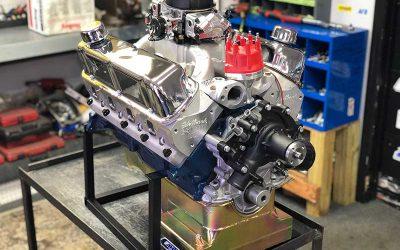 Tim H. 347CI SBF 450HP