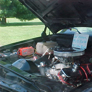 Chevy 454CI Big Block 550HP Customer Review Jeff