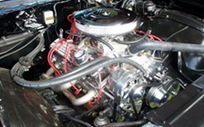 Chevy 383 475HP Crate Engine Review by Shep Nelson