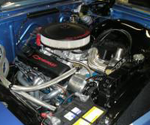 Chevy 327CI '65 Impala Proformance Unlimited Customer Testimonial by Tim