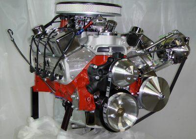 Chevy Bel Air engine