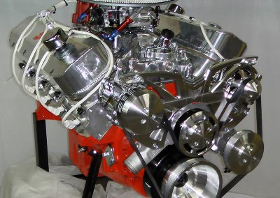 Chevy crate engine