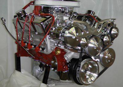 Chevy Chevelle engine