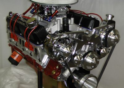 408 Mopar crate engine