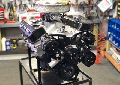 427 BBC crate engine