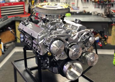 Chevy EFI crate engine