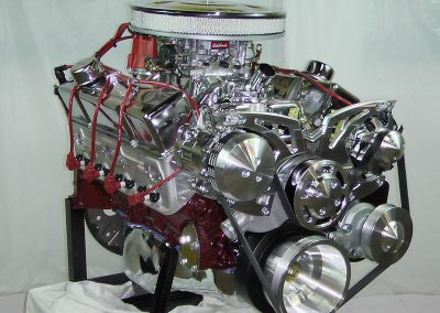 Chevy 350 Corvette crate engine
